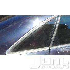 Стекло заднее глухое боковое правое для Audi A6 (C5) 1997-2004 oe  разборка бу