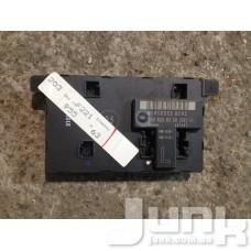 Блок управления дверью передней левой oe A2038206326 разборка бу