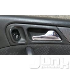 Ручка двери задней правой внутри. для Mercedes Benz W203 C-Klasse 2000-2007 oe  разборка бу