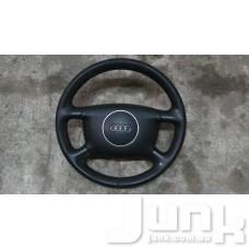 Руль (кожа) для Audi A4 (B6) 2000-2004 oe  разборка бу