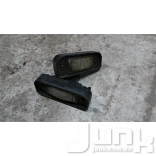 Плафон подсветка номера для Mercedes Benz W220 S-Klasse 1998-2005 oe A2208200066 разборка бу