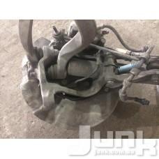 Поворотный кулак передний правый Цапфа для BMW 5-серия E60/E61 2003-2009 oe 31216760954 разборка бу