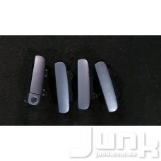Ручка задней двери лев. для Audi A6 (C5) 1997-2004 oe 4B1839885 разборка бу