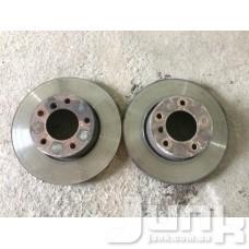 Тормозной диск передний для BMW 5-серия E39 1995-2003 oe 34116767061 разборка бу