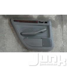 Карта двери задней левой для Audi A6 (C5) 1997-2004 oe  разборка бу
