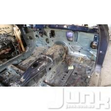 Полка брызговика слева для BMW 5-серия E60/E61 2003-2009 oe 41117111087 разборка бу
