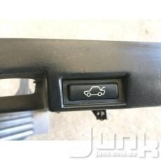 Выключатель отпирания багажного отделения oe 61318365579 разборка бу