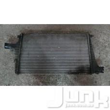 Радиатор интеркулера для Audi A6 (C5) 1997-2004 oe 4B0145805A разборка бу