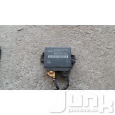 Блок управления задним парктроником oe 8Z0919283 разборка бу