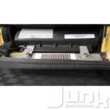 Подушка безопасности заднего пасажира левая для Audi A6 (C5) 1997-2004 oe 4B9880441 разборка бу