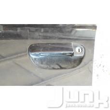 Ручка двери передней левой наруж. для Audi A6 (C5) 1997-2004 oe 4B1837885A разборка бу