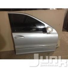 Дверь передняя правая oe A2037200205 разборка бу