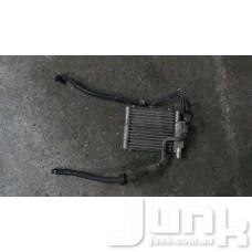 Радиатор охлаждения АКПП для Audi A6 (C5) 1997-2004 oe 4B0317021C разборка бу