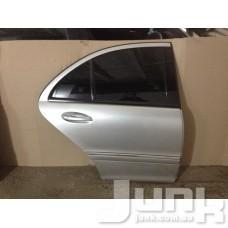 Стекло двери задней прав. для Mercedes Benz W203 C-Klasse 2000-2007 oe A2037350200 разборка бу
