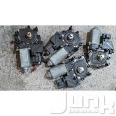 Моторчик стеклоподъёмника задний левый oe 4B0959801B разборка бу
