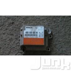 блок управления airbag oe 4B0959655M разборка бу