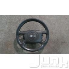Руль (кожа) для Audi A6 (C5) 1997-2004 oe 4B0419091 разборка бу