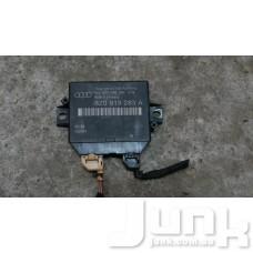 Блок управления парктроником задним oe 8Z0919283A разборка бу