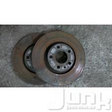Тормозной диск передний oe  разборка бу