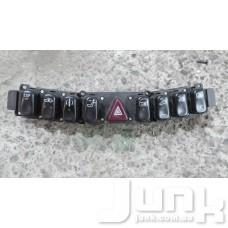 Блок кнопок на передней панели oe A2208205810 разборка бу
