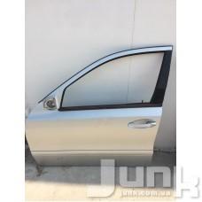 Уплотнитель передней двери левый для Mercedes Benz W211 E-Klasse 2002-2009 oe A2117200178 разборка бу