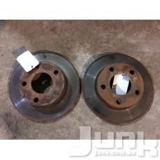 Задний тормозной диск oe 8D0615601A разборка бу