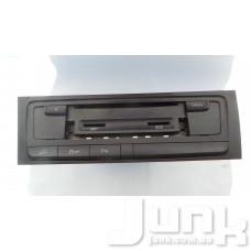 Блок управления магнитолы для Audi Q5