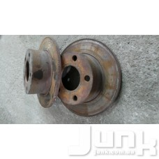 Тормозной диск задний для Audi A6 (C5) 1997-2004 oe  разборка бу