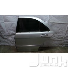 Дверь задняя левая для Mercedes Benz W220 S-Klasse 1998-2005 oe A2207300105 разборка бу