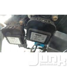 Сервопривод заслонки печки (моторчик заслонки) для Audi A6 (C5) 1997-2004 oe 4B1820511M разборка бу