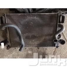 Радиатор охлаждения двигателя oe A2115001302 разборка бу
