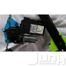 Моторчик стеклоподъёмника задний лев. для Audi A4 (B6) 2000-2004 oe 8E0959801A разборка бу