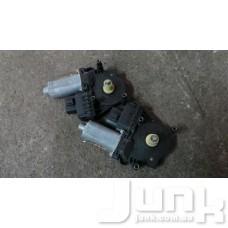 Моторчик стеклоподъёмника передний прав. для Audi A6 (C5) 1997-2004 oe 4B0959802D разборка бу