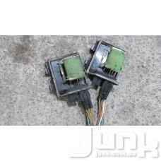 Резистор (сопротивление) вентилятора для Audi A4 (B5) 1994-2000 oe 8D1959263 разборка бу