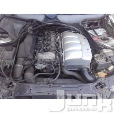 Распределитель топлива (рампа) для Mercedes Benz W203 C-Klasse 2000-2007 oe A6110700495 разборка бу