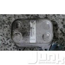 Масляный радиатор oe 03L117021C разборка бу