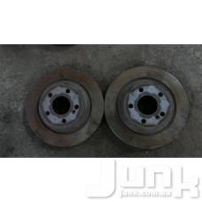 Тормозной диск задний oe  разборка бу