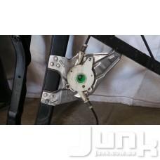 Механизм стеклоподъёмника передний прав. для Audi A6 (C5) 1997-2004 oe 4B0837398 разборка бу