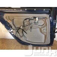 Механизм стеклоподъёмника задний левый oe 51357075673 разборка бу