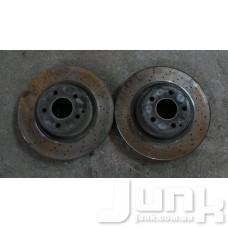 Тормозной диск передний oe A2204210912 разборка бу