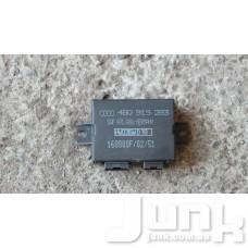 Блок управления парктроником задним oe 4B0919283 разборка бу