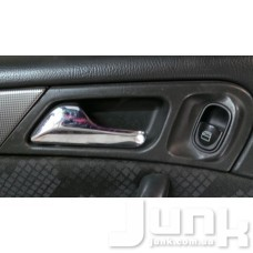 Ручка двери задней левой внутри. для Mercedes Benz W203 C-Klasse 2000-2007 oe  разборка бу