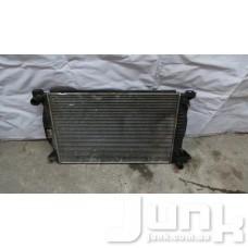 Радиатор охлаждения двигателя для Audi A4 (B6) 2000-2004 oe 8E0121251Q разборка бу
