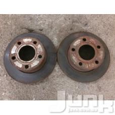 Задний тормозной диск oe 4A0615601A разборка бу