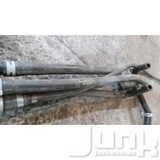 Патрубок электроклапана радиатора печки oe A2208320394 разборка бу