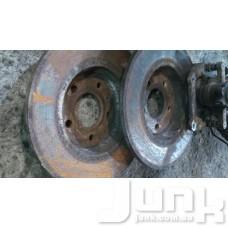 Тормозной диск задний oe 8K0615601B разборка бу