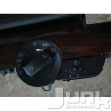 Переключатель света фар для Audi A4 (B6) 2000-2004 oe 8E0941531 разборка бу