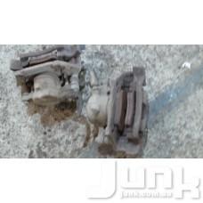 Скоба переднего левого суппорта oe A1684201015 разборка бу