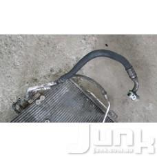Трубка кондиционера от радиатора к компрессору oe A6112300656 разборка бу