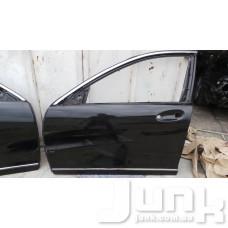 Дверь передняя левая для Mercedes W221